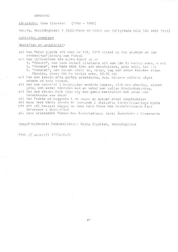Urmakare Hans Olovsson Långström.pdf