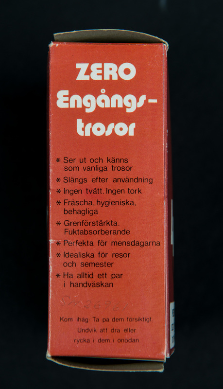 Samlingar Skellefteå museum · Trosa 1ef3d2e4d5157